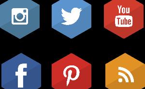 Sosyal Medya Hesaplarımız.